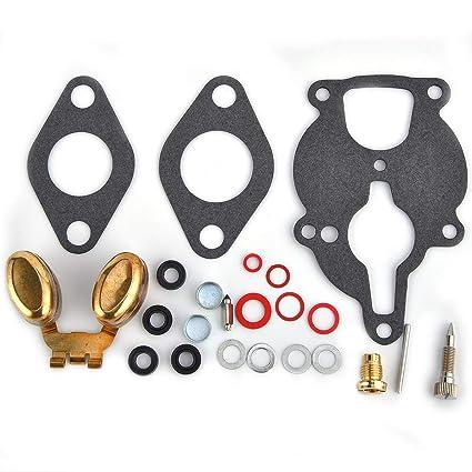 Carburetor Rebuild Repair Kit W Float For