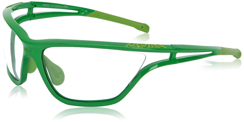 Alpina Eye 5 VL Plus Sunglasses - Green by Alpina dpvn4ua3wZ
