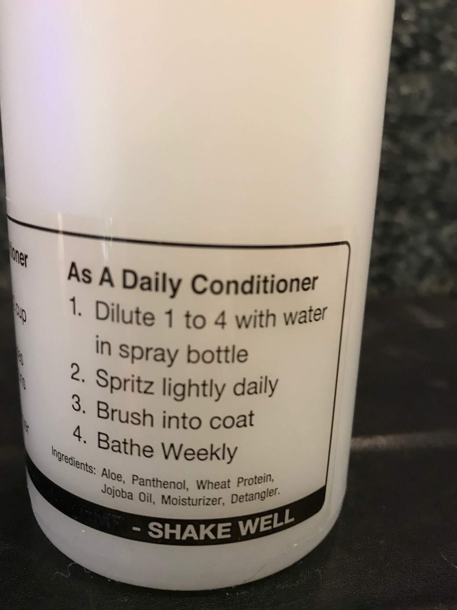 Naked Care Dog Coat Conditioner Volumizer - 16 oz
