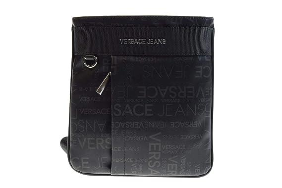 nouveau concept 791d4 245b9 Versace JEANS sac à bandoulière homme E1VTBB23 UNICA Nero ...