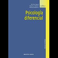 PSICOLOGÍA DIFERENCIAL (Manuales y obras de referencia)