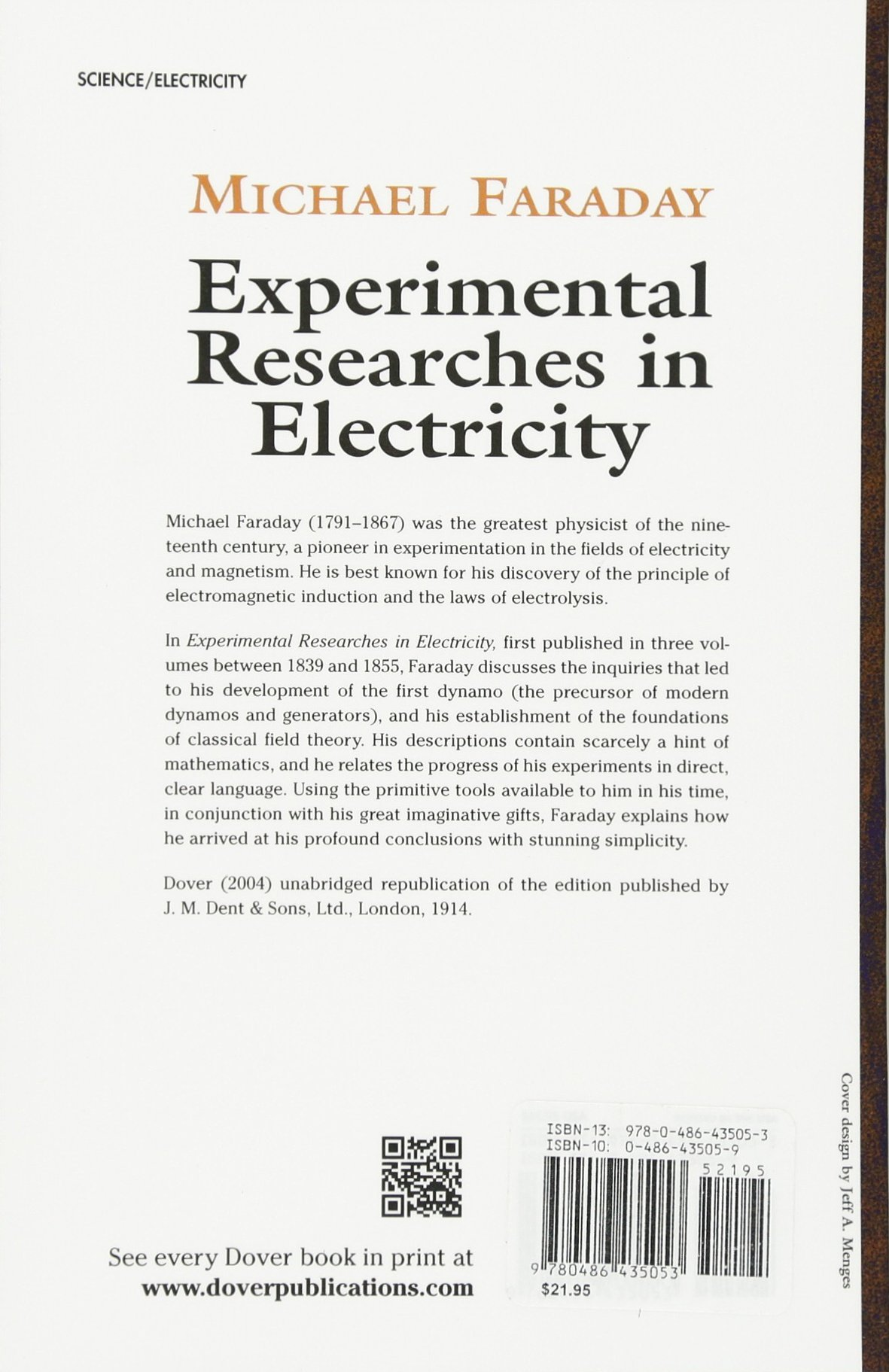 Faraday experiments. Electromagnetic induction. Michael Faraday 18