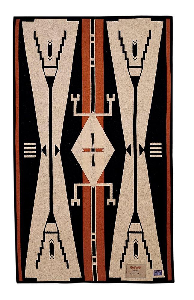 Pendleton Cheyenne Eagle Saddle Blanket