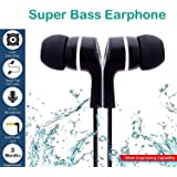 Voltac Super HD Bass Stereo Ear Earphone/Headphone With Mic for All Mobile phones Model 403907
