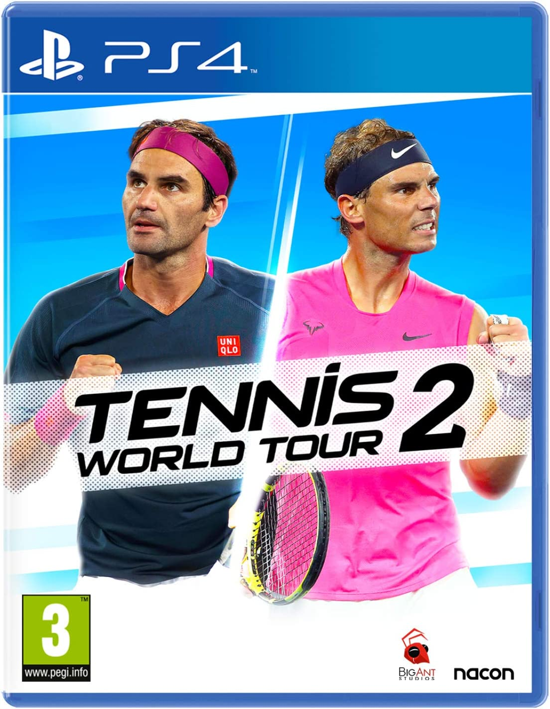 Tennis World Tour 2 PS4 [Version Española]
