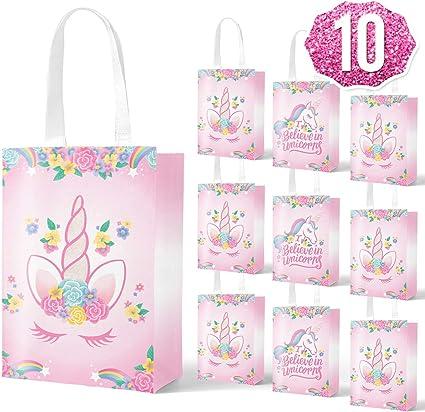 Unicorn Birthday Theme Unicorn Birthday Party Unicorn Birthday Favor Bag Unicorn Favor Tags Unicorn Goody Bags Unicorn Favor Bags