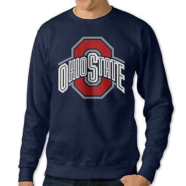 Ohio State University Crewneck Sweatshirt At Amazon Men S Clothing