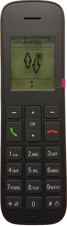 Telekom Sinus 207 Mobilteil Schwarz Ohne Ladeschale Zum Elektronik