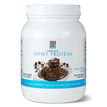 Yes You Can! Complete Whey Protein, a Nutritious Snack Between Meals, 15 Grams