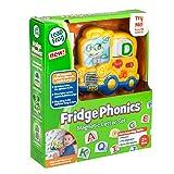 LeapFrog Fridge Phonics Magnetic Letter Set, Yellow