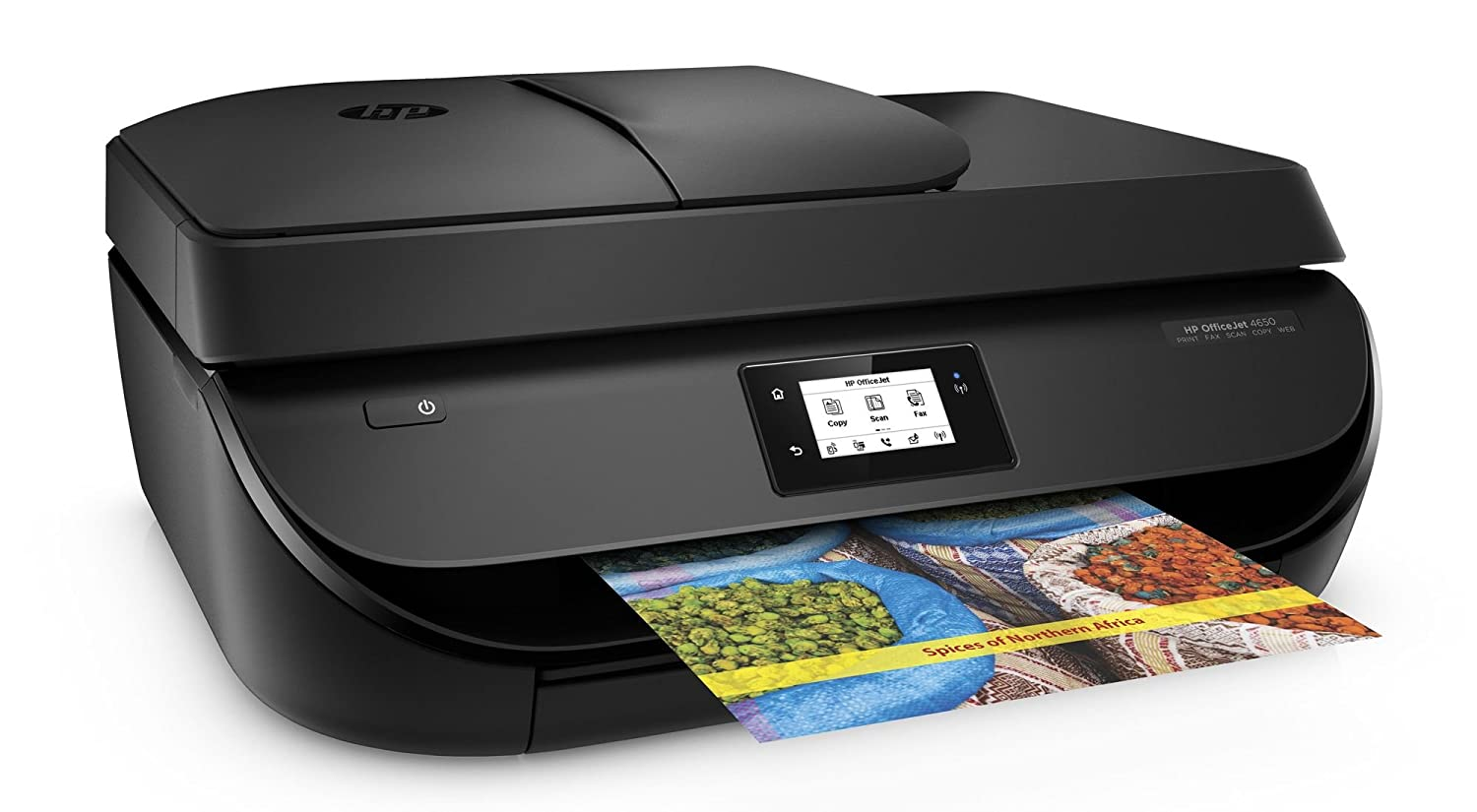 HP OfficeJet 4650 Stampante Ink All-in-One F1H96B A4 DeskJet copia