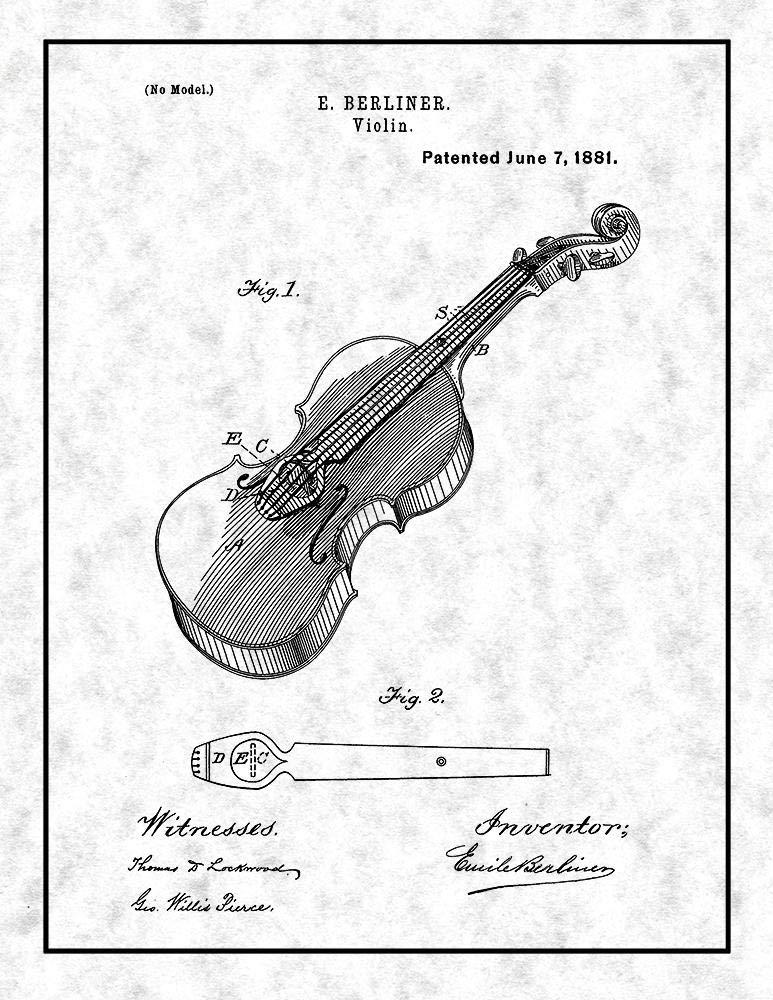 Guitar E String