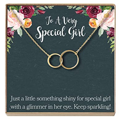 7c787b00dbb Amazon.com  Dear Ava Gifts for Girls Necklace