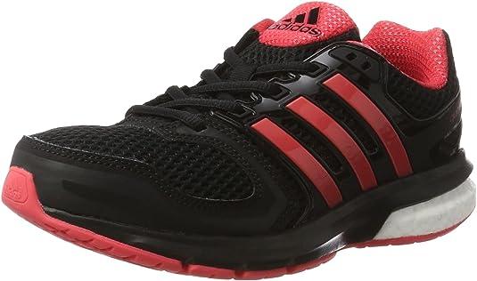 adidas Questar, Zapatillas de Running para Mujer, Negro (Core Black/Core Pink/FTWR White), 42 EU: Amazon.es: Zapatos y complementos