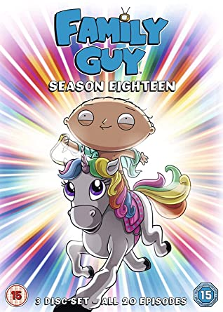 Family Guy S18 [DVD] [2018] [NTSC]: Amazon co uk: DVD & Blu-ray