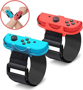 EEEKit Muñequera para Nintendo Switch Joy Cons Controller Game ...