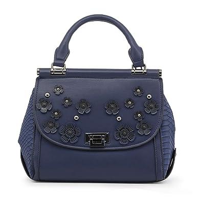 LB18S251-1 Handtaschen Damen Blau NOSIZE Laura Biagiotti 5Jva8VHr