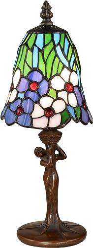 Springdale TA19022 Brescia Tiffany Accent Lamp