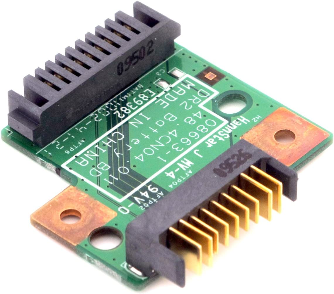 Dell Inspiron 1750 Battery Connector Power Charger Board 48.4CN04.011 08663-1
