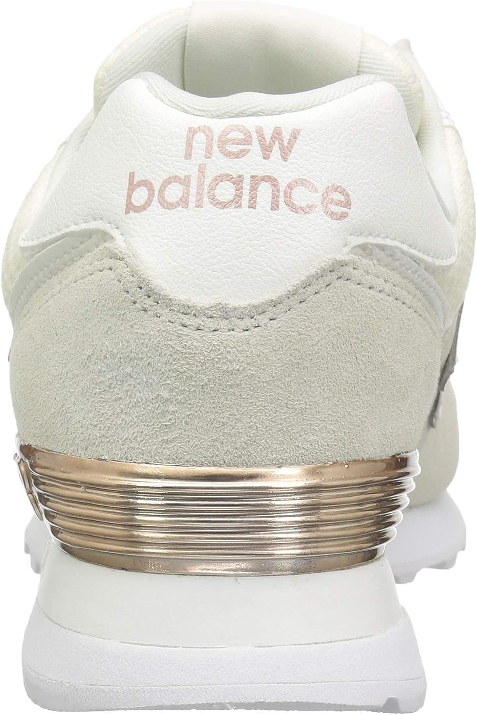 new balance donna metallic rose