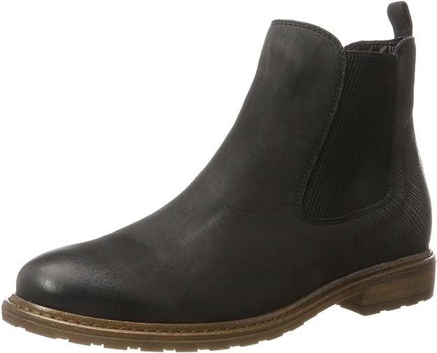 Tamaris Damen 25056 Chelsea Boots, braun