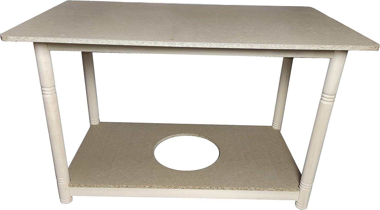 Sillas y Mesas Peña Mesa Camilla Desmontable Rectangular 110x70cm (70)