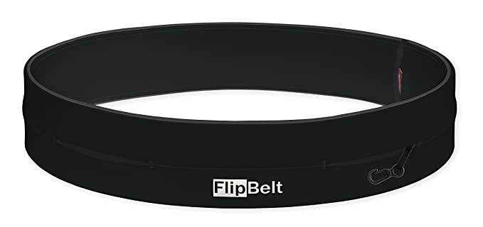 FlipBelt Level Terrain Waist Pouch, Medium, Black best travel belts