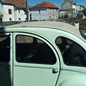 neuve avec ouverture ext/érieure TOPCAR Capote 2CV beige gazelle