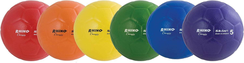 Rhino Skin Soccer Ballセット – サイズ5