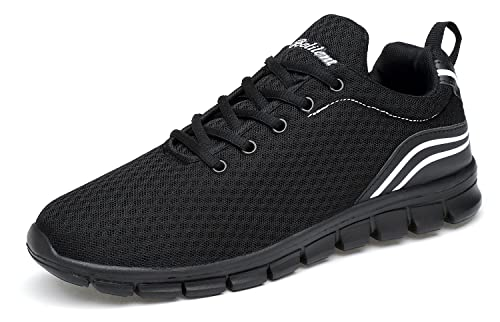 Brave Breathable Sport Shoes Men Sneakers Mens Running Shoes Sports Summer Training Shoes Men Tennis Black Trainers Sports & Entertainment