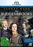 Die Buddenbrooks - Die komplette Serie in 11 Teilen (Fernsehjuwelen) [4 DVDs]
