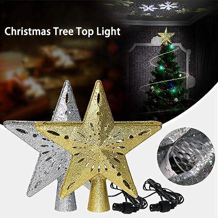 HHY-D Luces de Proyector de Arbol de Navidad, Luces de Fiesta ...