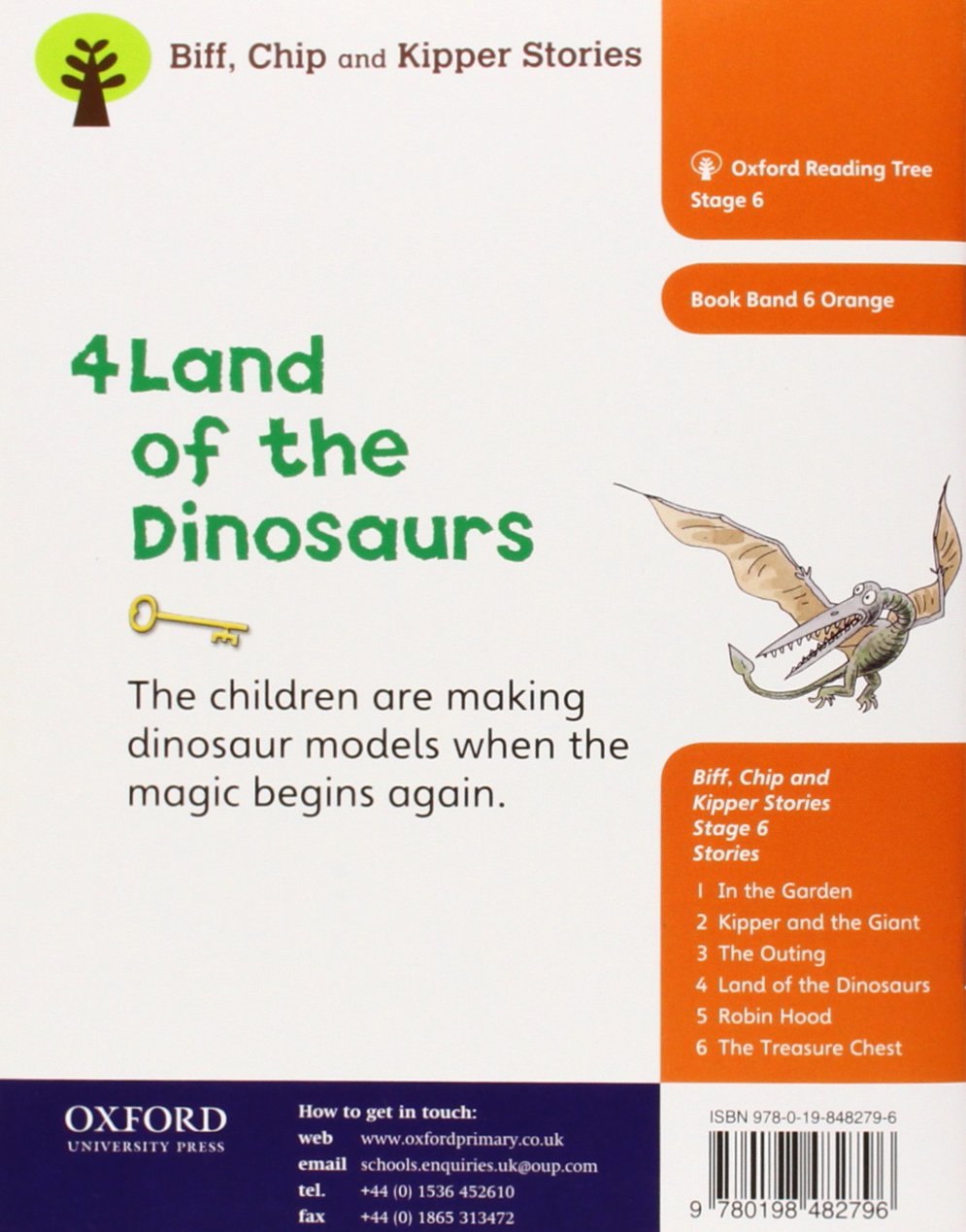 Oxford reading tree level 6 stories land of the dinosaurs oxford reading tree level 6 stories land of the dinosaurs roderick hunt 9780198482796 amazon books fandeluxe Choice Image