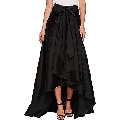 Adrianna Papell Womens High-Low Ball Skirt