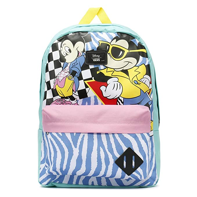 Vans Disney Old Skool II 80s Mickey Mochila: Amazon.es ...
