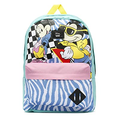 b8f3c16bb6d Image Unavailable. Image not available for. Colour  Vans Disney Old Skool II  80 s Mickey Backpack