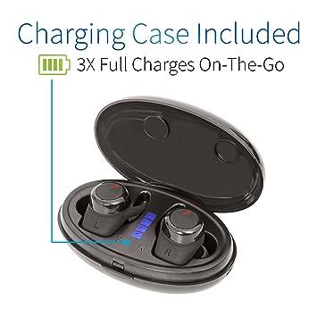 98b01782c1e Remixd True Wireless Earbuds | Wireless Earbuds Bluetooth | Bluetooth  Earphones & Charging Case: Amazon.ca: Electronics