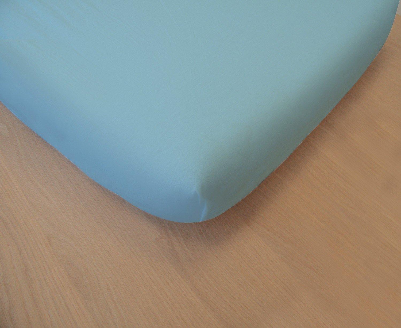 Spannbettlaken baumwolle bio 60 x 120 u2013 farben zur auswahl: amazon