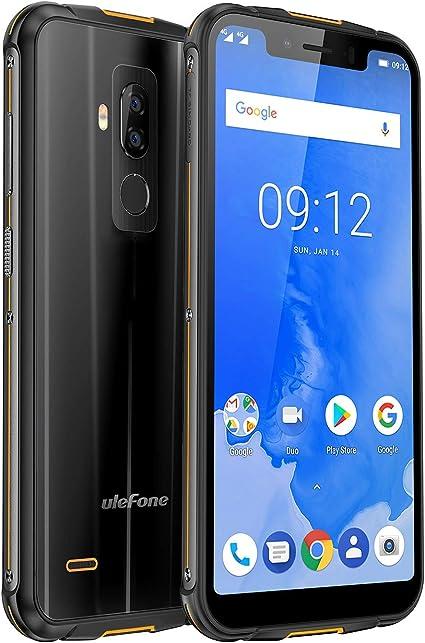 Ulefone Armor 5 Smartphone IP68 Resistente Libre, Octa Core, 4GB + ...