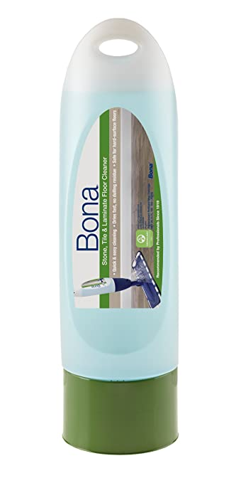 Amazon.com: Bona Stone, Tile & Laminate Floor Cleaner Cartridge ...