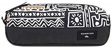 Quiksilver Tasmen-Estuche para Lápices para Chicos 8-16, Niños, White, 1SZ: Quiksilver: Amazon.es: Deportes y aire libre