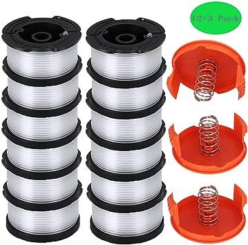For BLACK+DECKER AF-100 0.065 Line String Trimmer Replacement Spool Useful Sale
