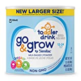 Amazon Price History for:Go & Grow By Similac Non-GMO Milk Based Toddler Drink, Large Size Powder, 24 ounces (Pack of 6)
