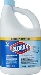 Cloroxreg; Concentrated Germicidal Bleach CLO 30966