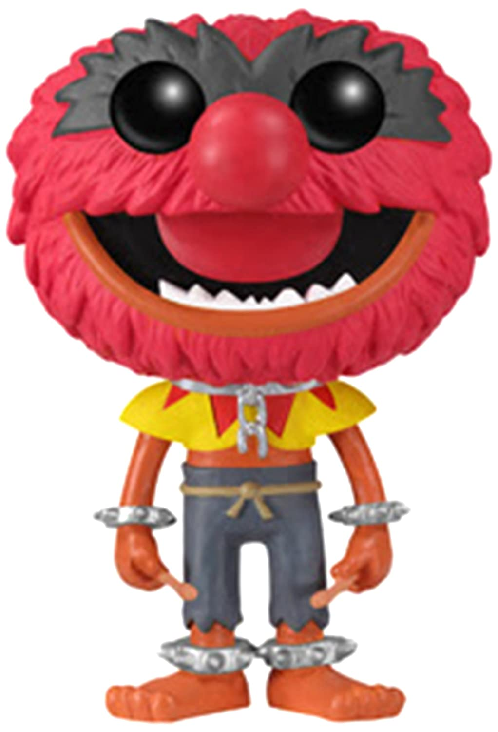 Funko POP Most Wanted Animal Action Figure Muppets
