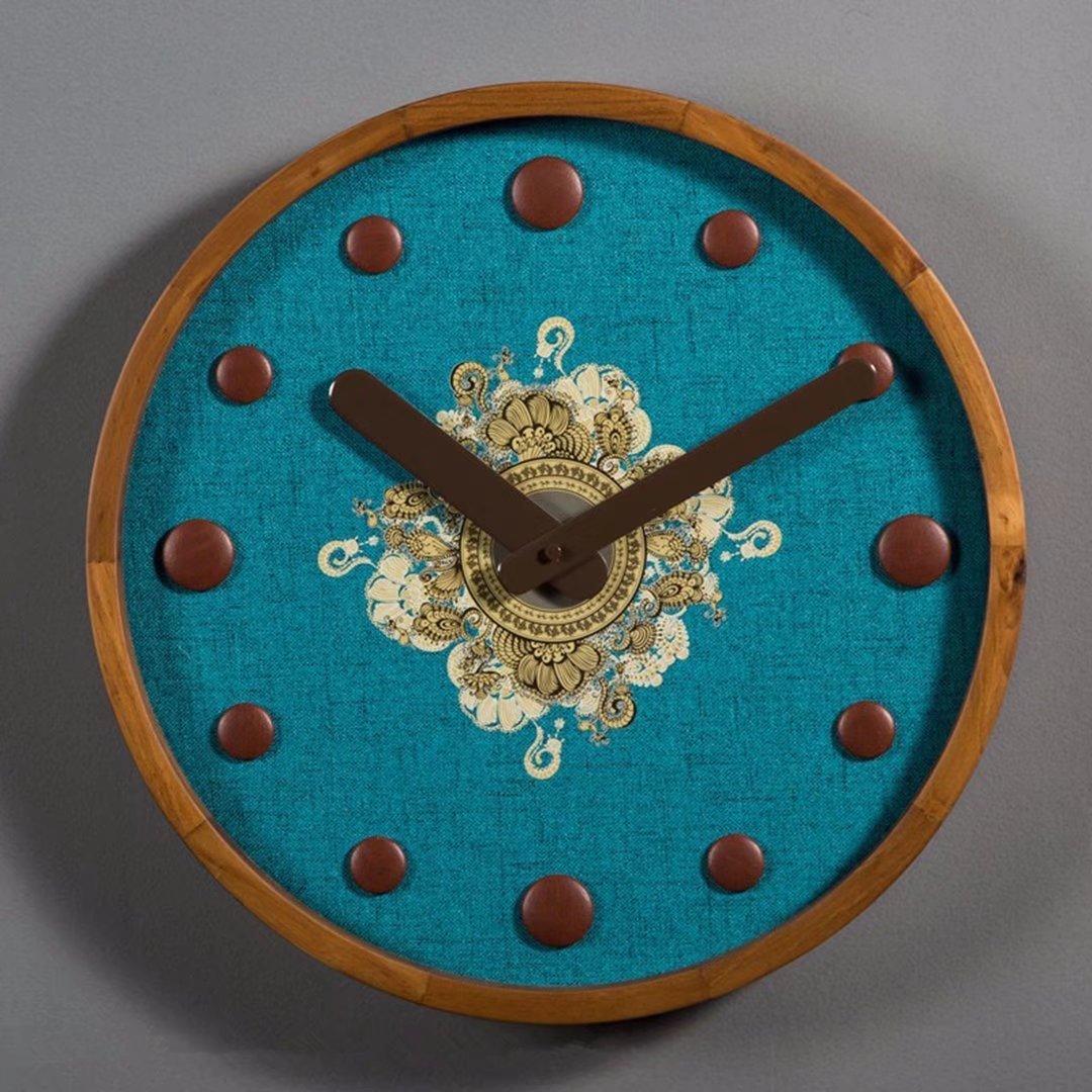ファッション おしゃれ 掛時計 壁掛け リビング 掛け時計 時計 現代 個性 アイデア ホテルレ用 ストラン用 SFANY B07D6N94GH 35*35cm 35*35cm