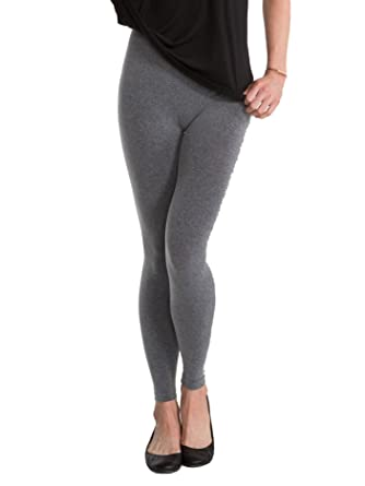 c9bd769fe5880b SPANX Women's Seamless Heathered Leggings at Amazon Women's Clothing store: