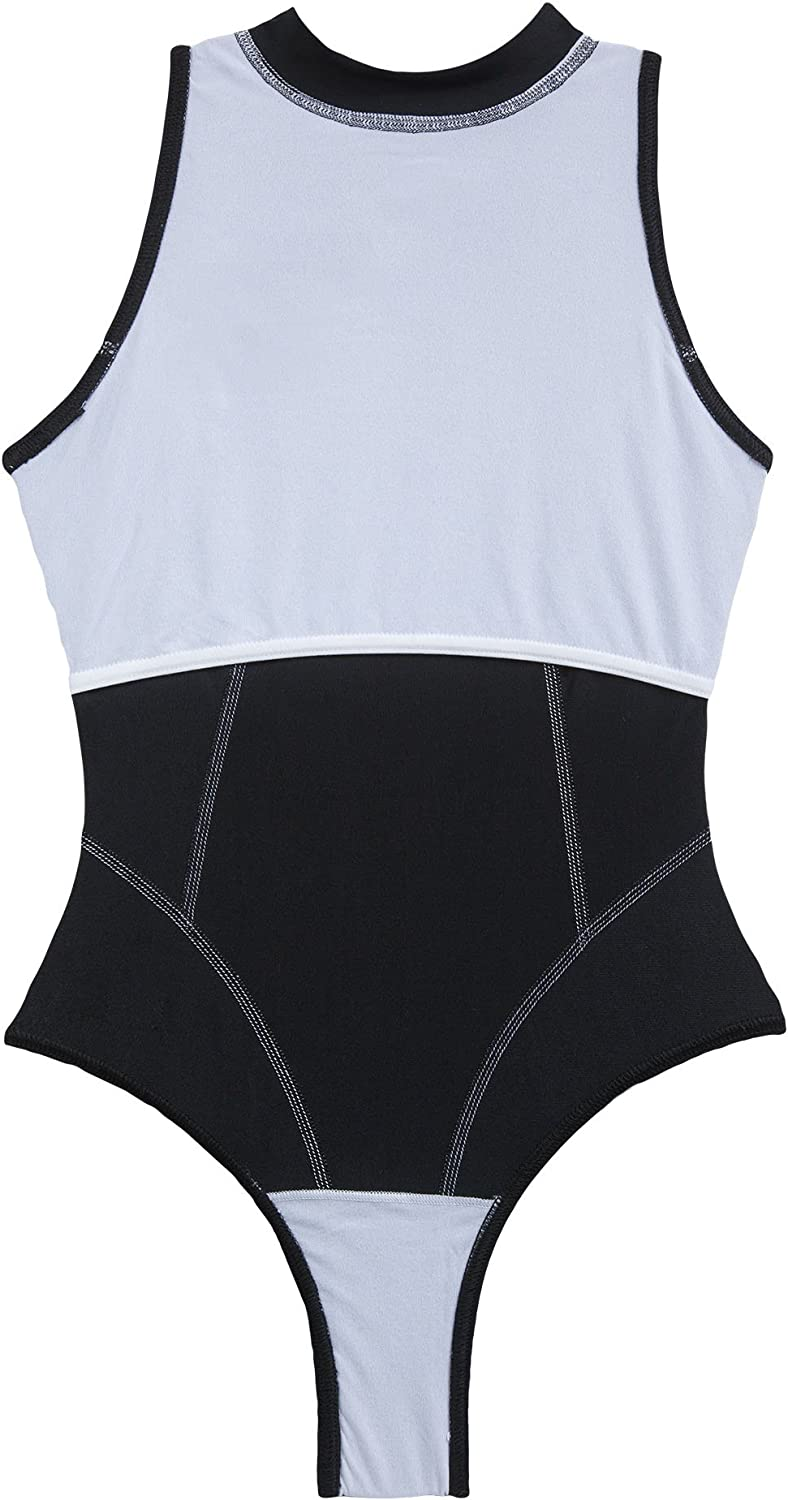 Gwinner Womens Otylia Chlorine Resistant One Piece Pro Athletic Swimsuit