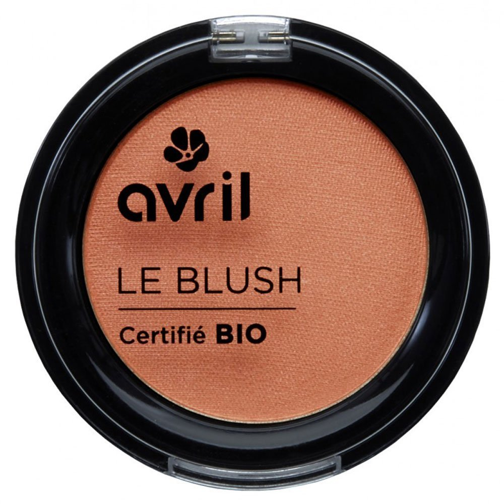 Avril Natural Organic Powder Blusher EcoCert 2.5g - Peche Rose
