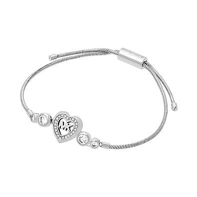 Michael Kors Women's Silver Bracelet MKJ7131040 k7Rk2eoon
